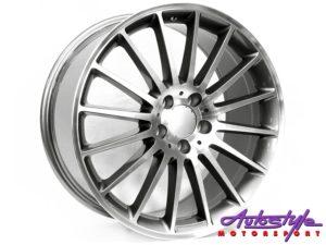 """19"""" QS ZR63 5/112 GMMF Alloy Wheels-0"""