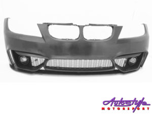 Suitable to E90 09-16 4Door Front Bumper F80 M3 Style -0