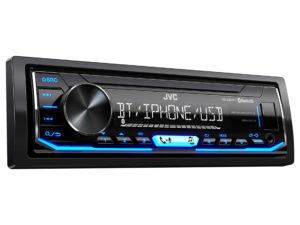 JVC KD-X351BT Digital Media Receiver with Bluetooth/USB-0