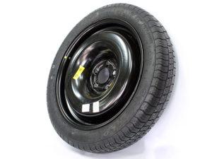"17"" Space Saving Steel Spare Wheel (Mercedes)-0"