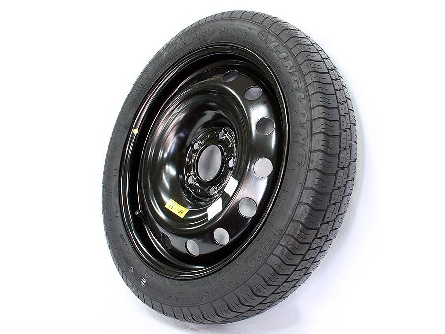 "17"" Space Saving Steel Spare Wheel 120pcd (Bmw)-0"
