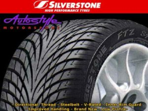 """265-60-18"""" Silverstone Tyres-0"""
