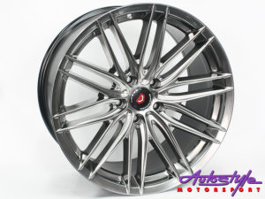 """19"""" Axe VS-4-Stag 5/120 HB Alloy Wheels-0"""