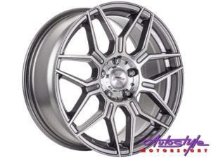 "13"" A-Line Alexis 4/100 & 4/108 GMMF Alloy Wheels-30819"